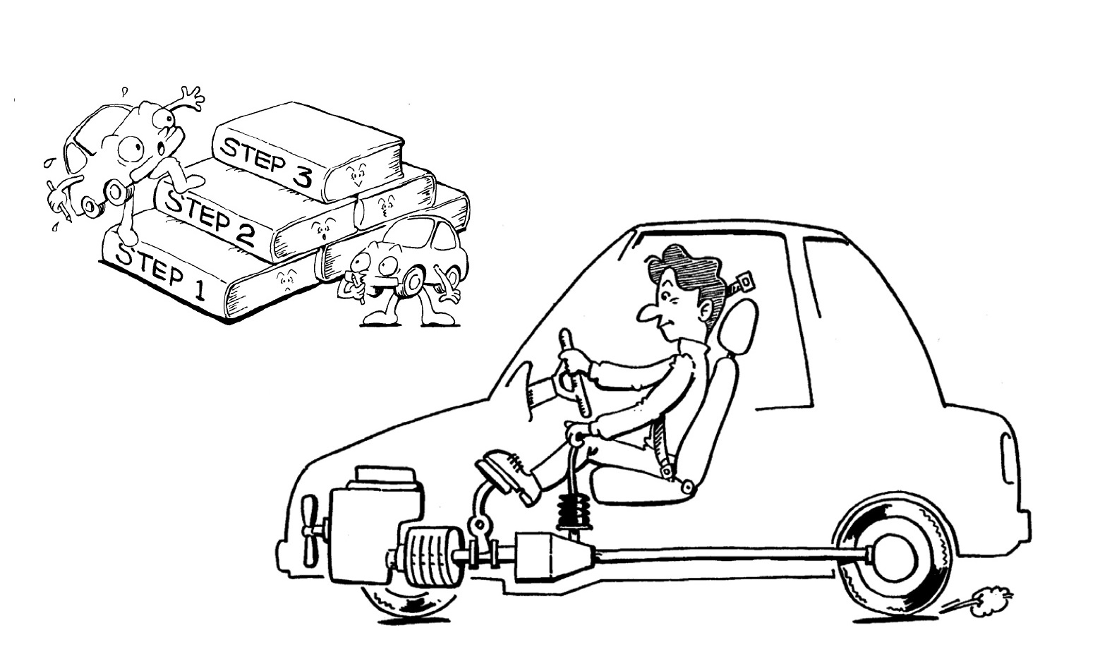 картинки про автомехаников